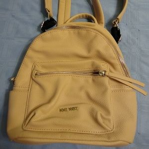 Nine West mini backpack